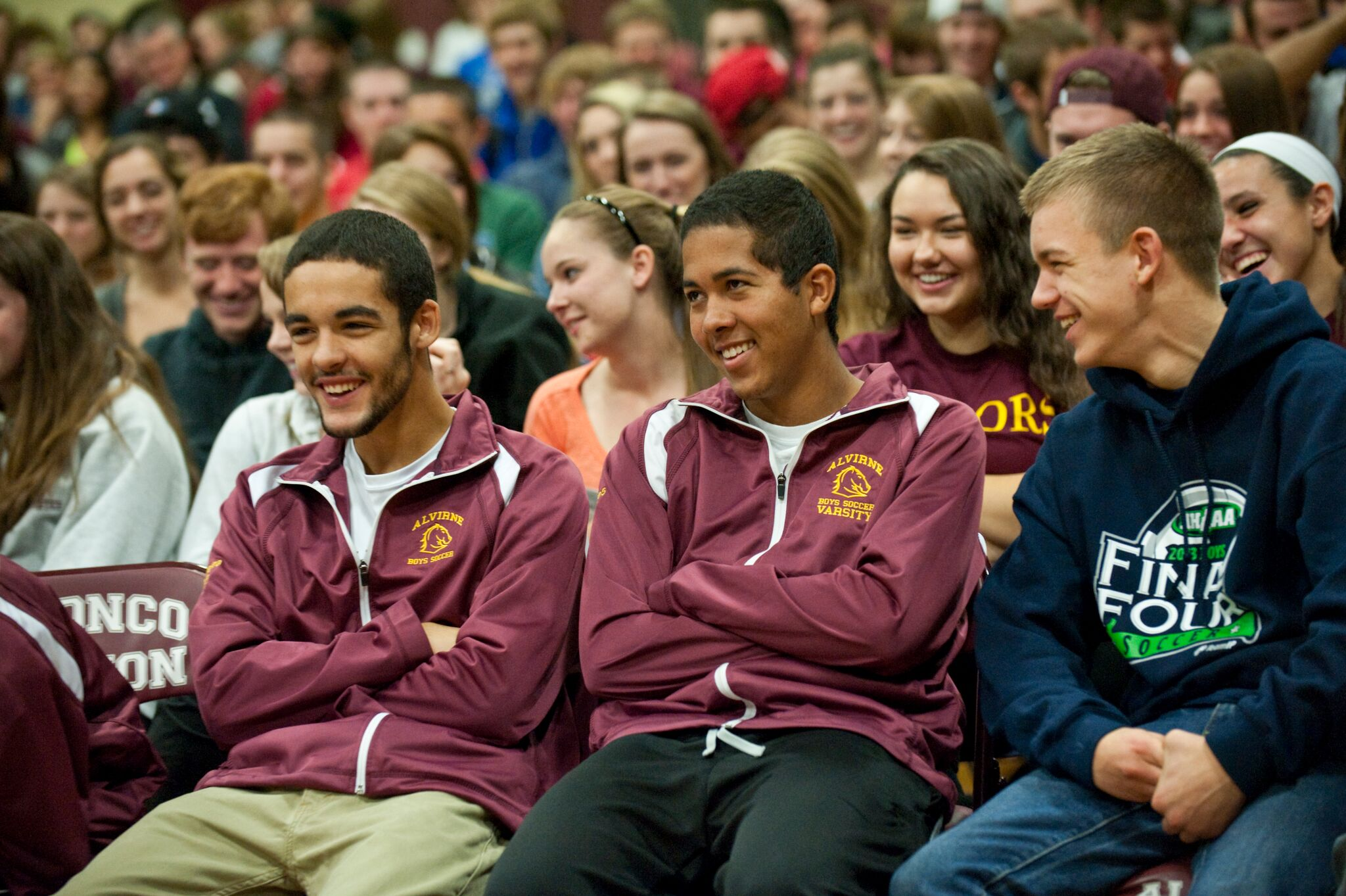 Stop Bullying with School Motivational Speaker Jeff Yalden.