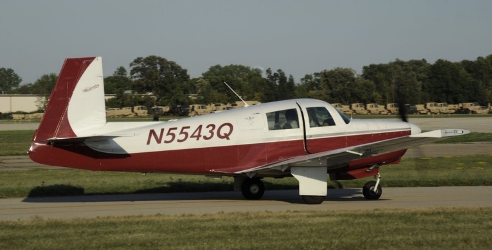 Want your own airplane? Mooney M-20C.