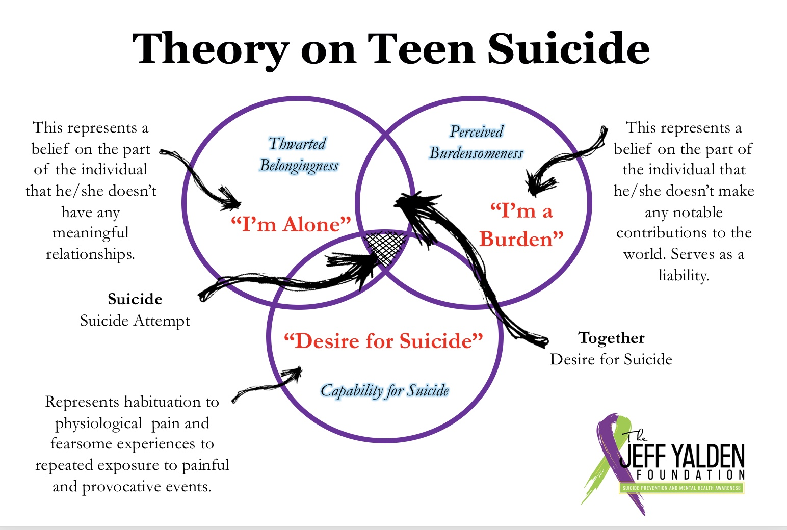 Jeff's Theory on Teen Suicide and Suicide Prevention