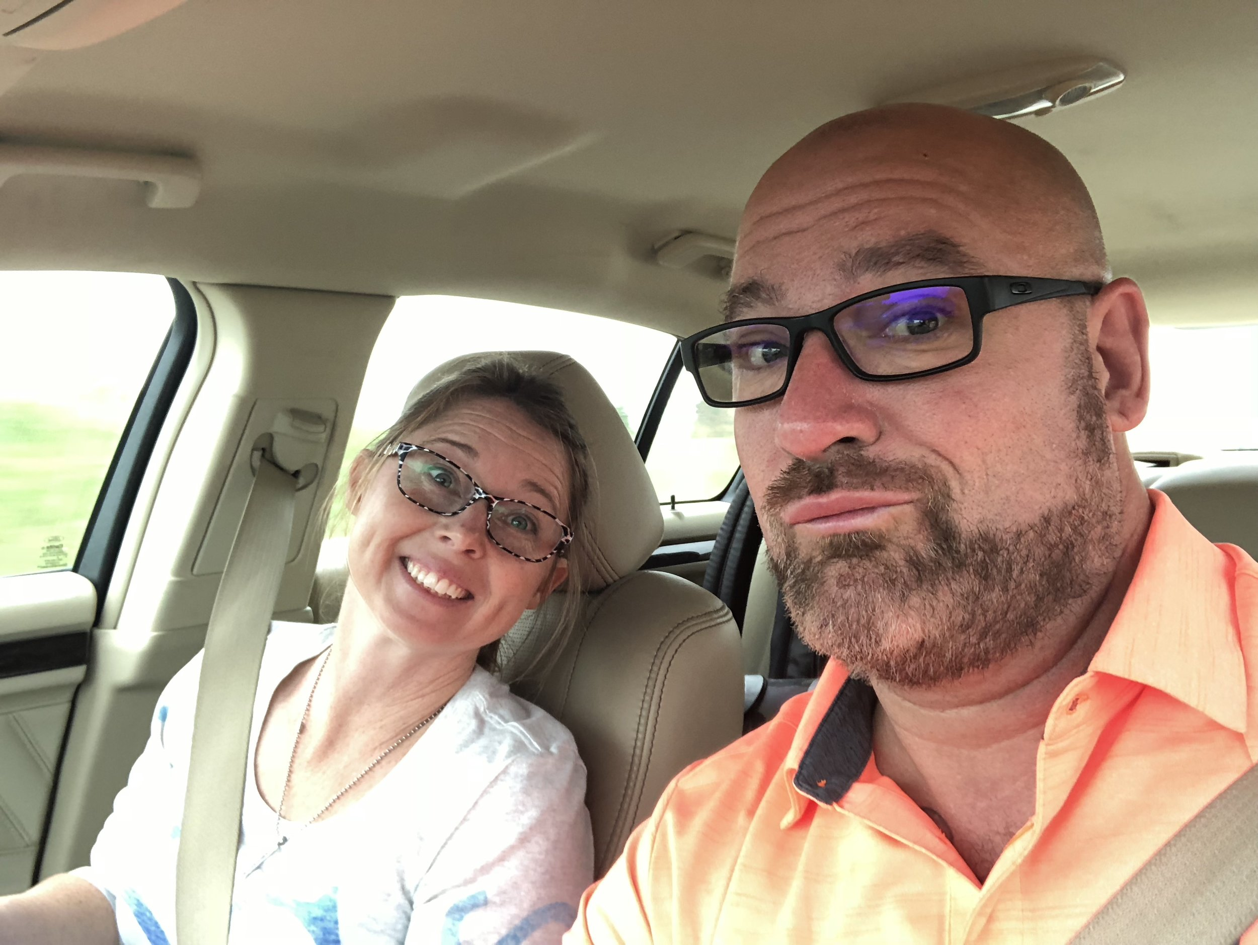 Jeff and Betty Brennan