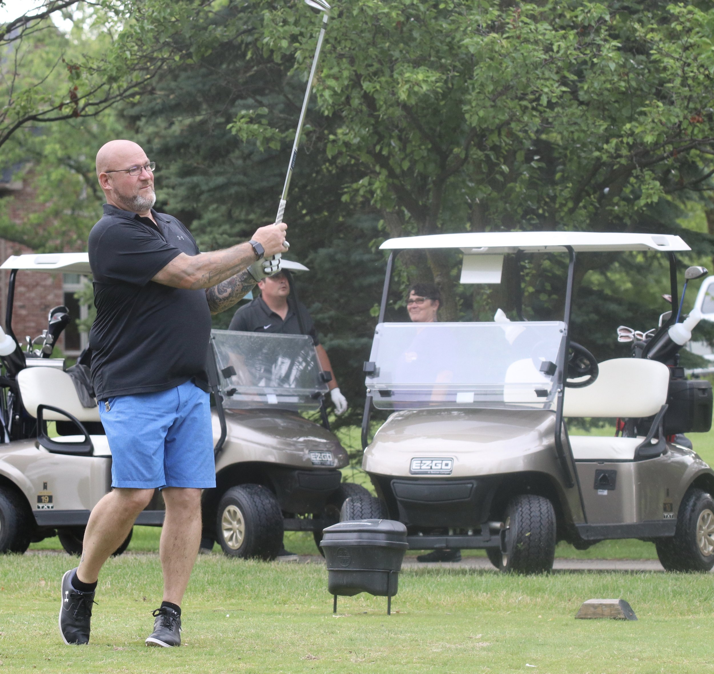 June 23, 2019 Jeff Yalden appeared at the Dilly Bar Classic Golf Fundraiser in Naperville, IL. All proceeds raised for The Jeff Yalden Foundation, Inc. Teen Mental Health and Suicide Prevention.