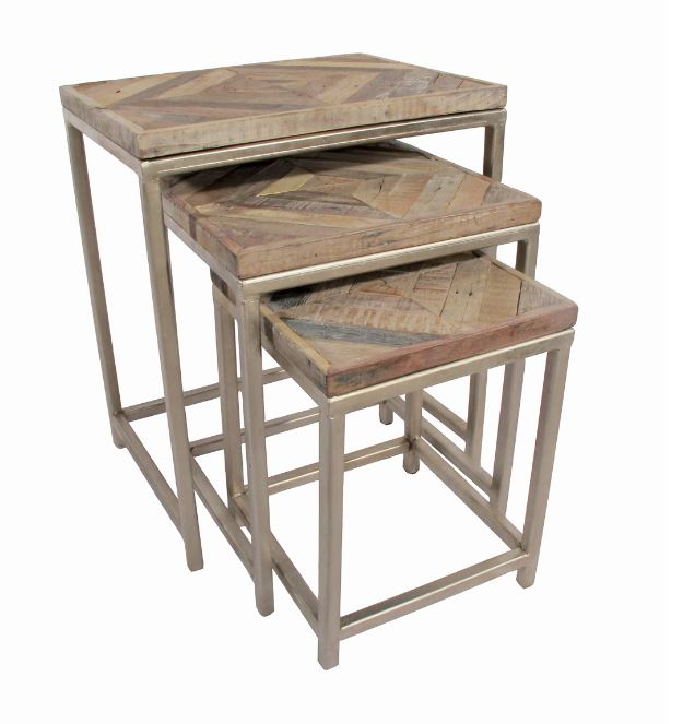 Rustic Geometric Nesting Tables.JPG