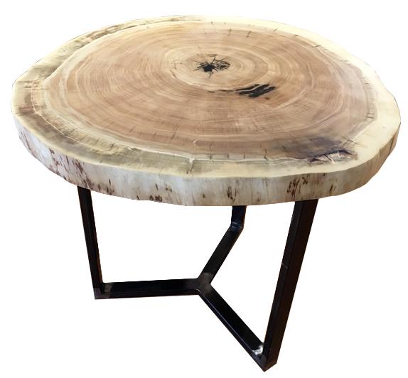 Cottonwood Slice End Table.jpg