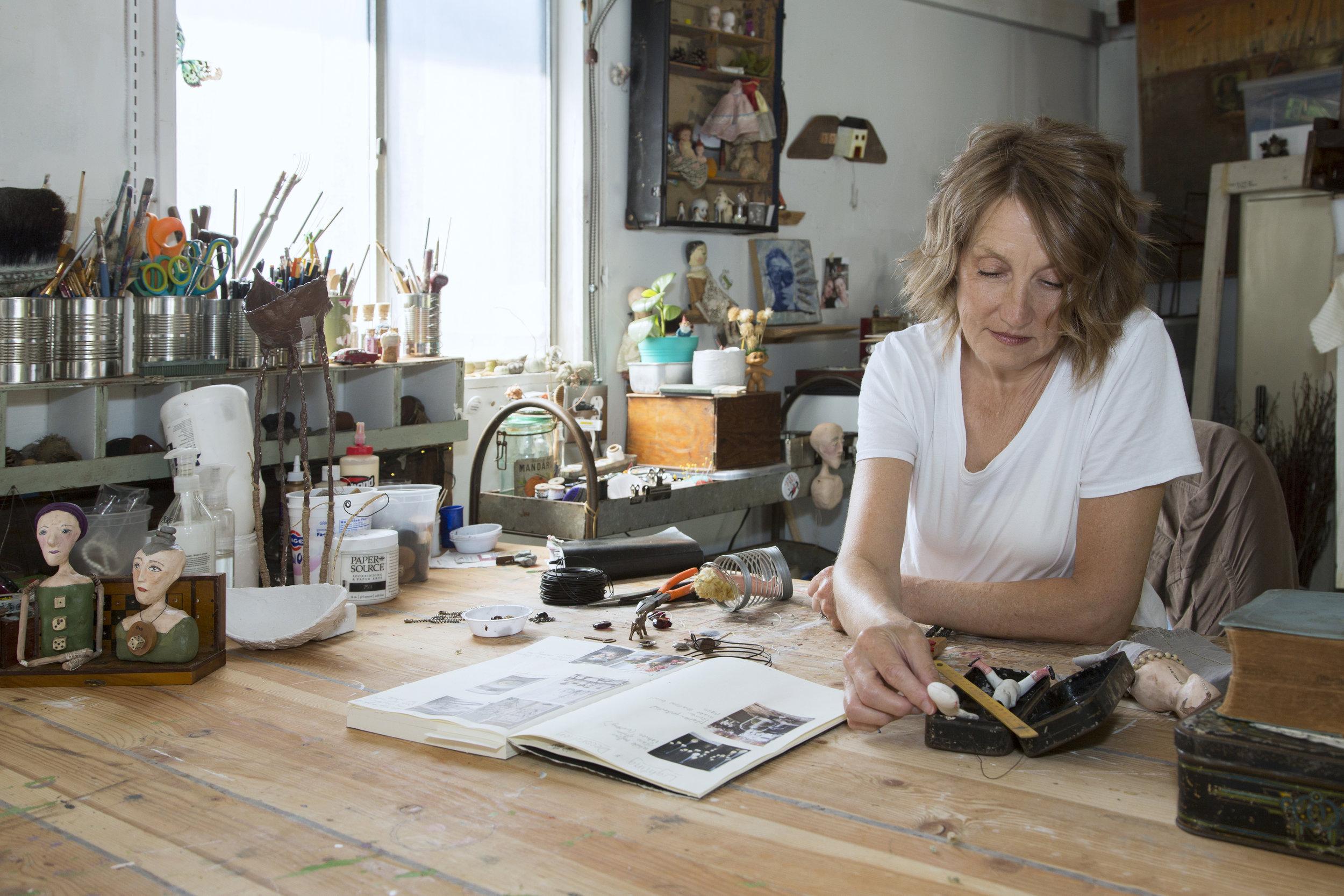 Susan Taylor, Artist