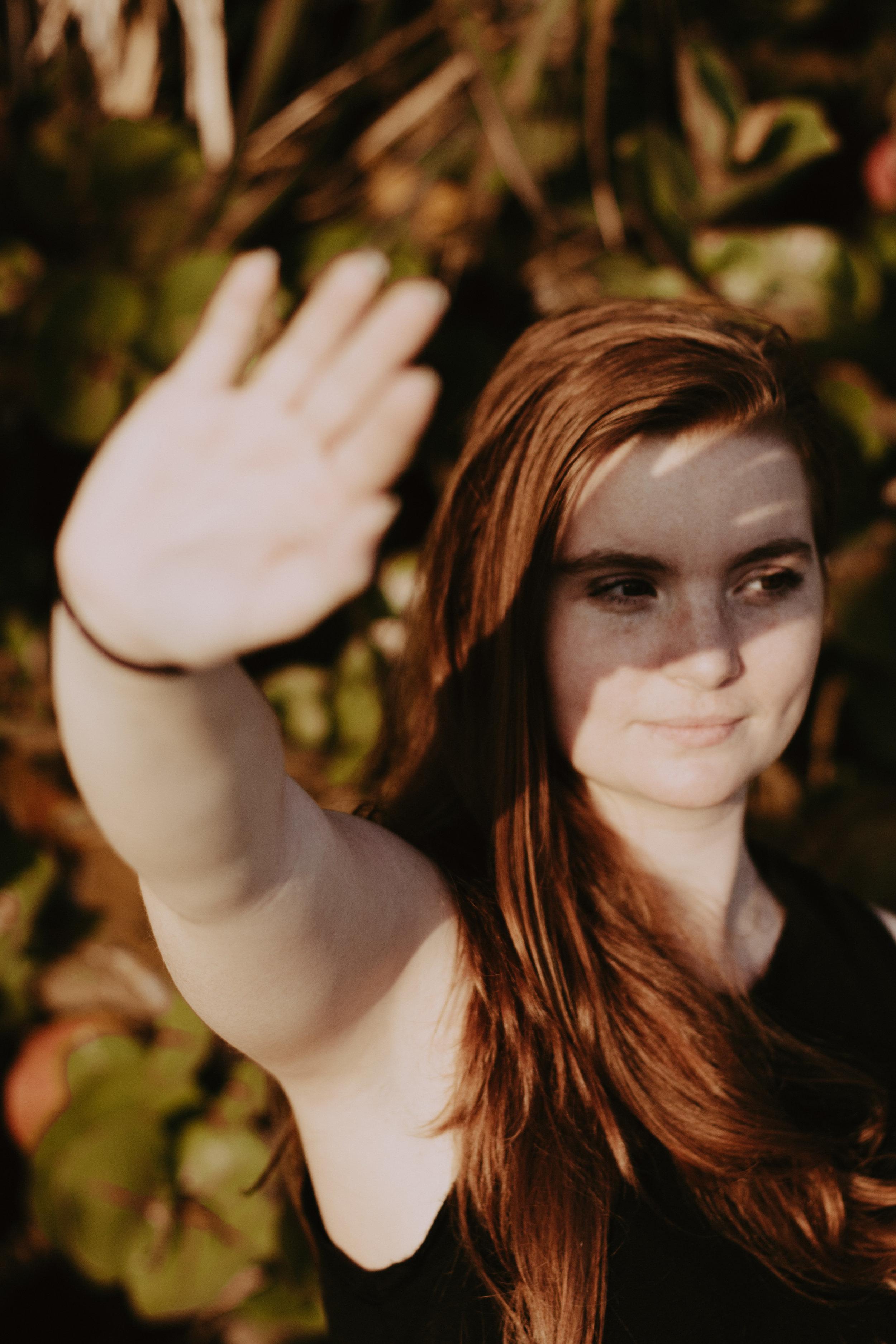 Amanda Redington stephanie | redington beach, fl | portrait session — amanda