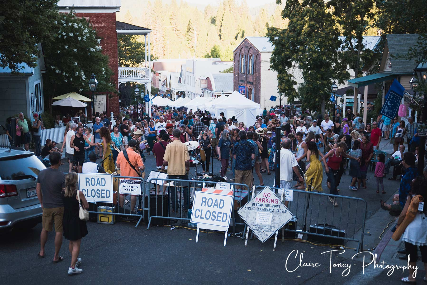 Nevada Summer Nights 2017 in Nevada City CA
