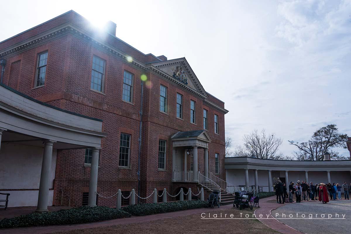 Tryon Palace, New Bern NC