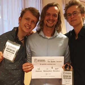 THE BEATLES SESSIONS   Sjoerd de Vries, Martijn Zijlstra & Klaas Zijlstra