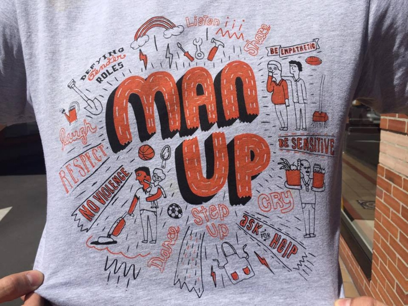 MAN UP! CAMPAIGN