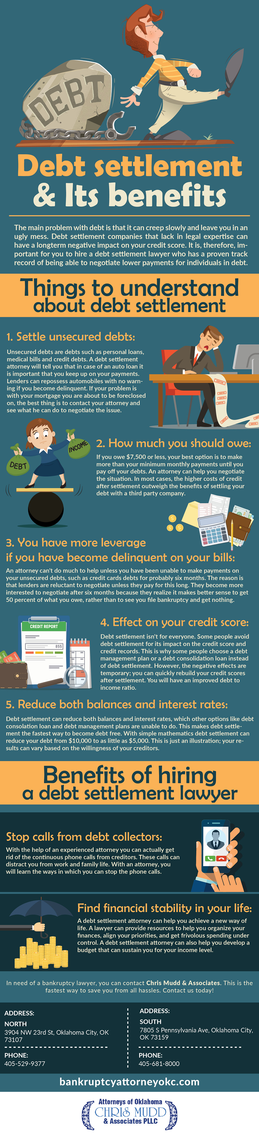 Debt Settlement and its benefits.png