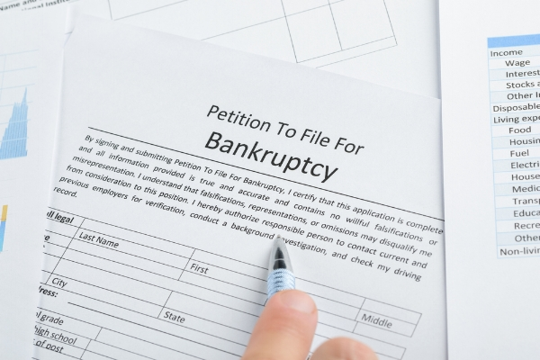 how to file bankruptcy in Oklahoma