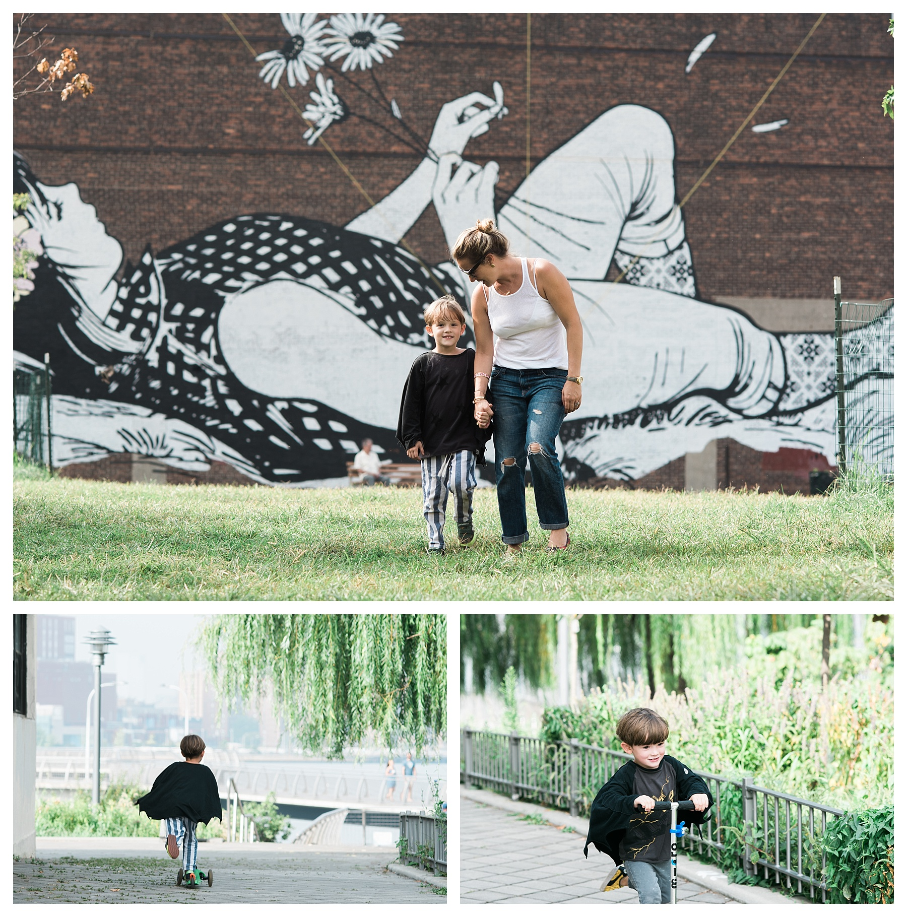 Glasgow family photographer in NYC