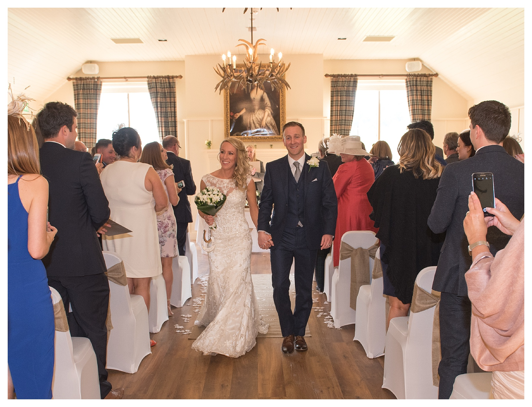 Loch Lomond Arms Hotel wedding photographer