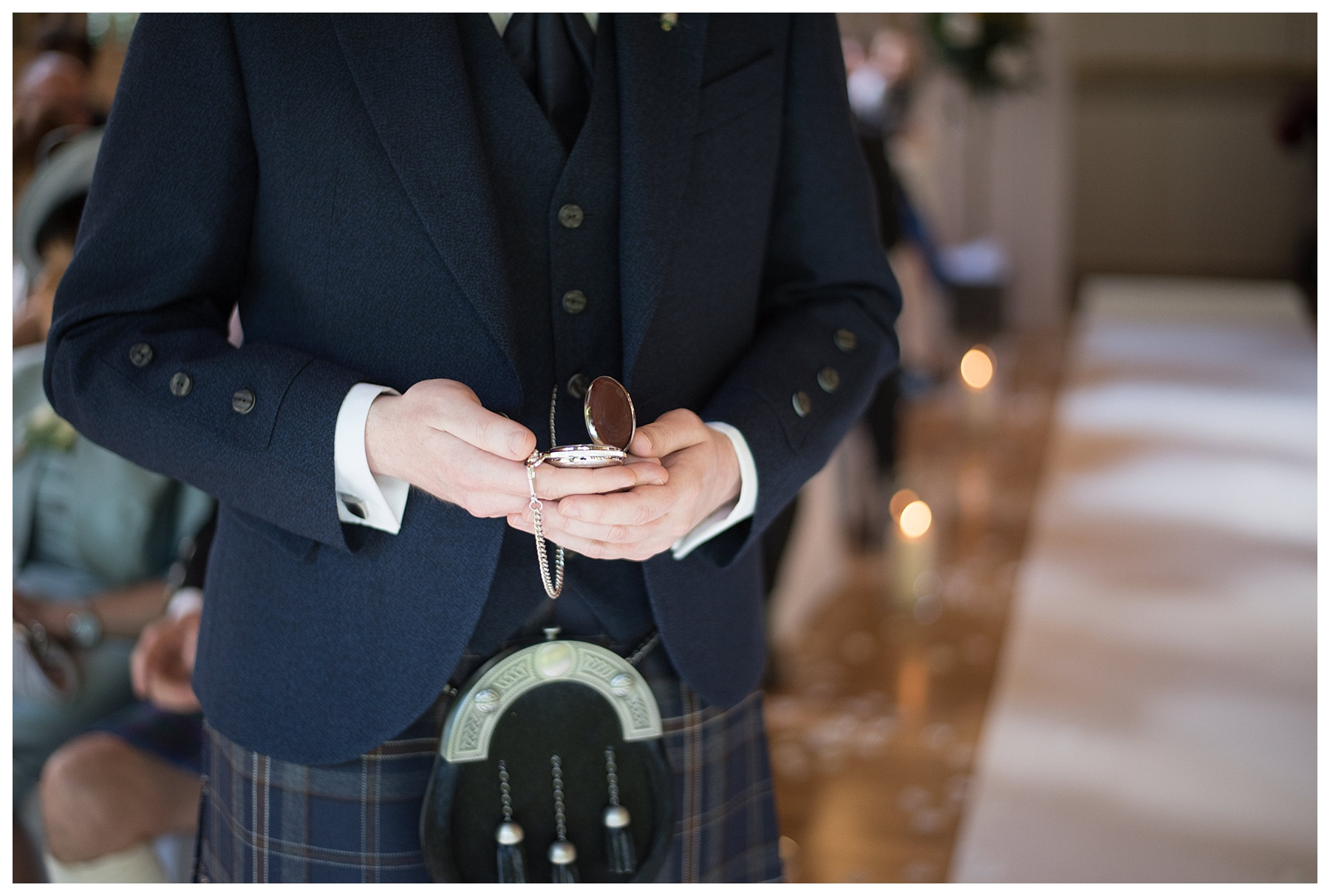 Carberry Tower Wedding Photographer
