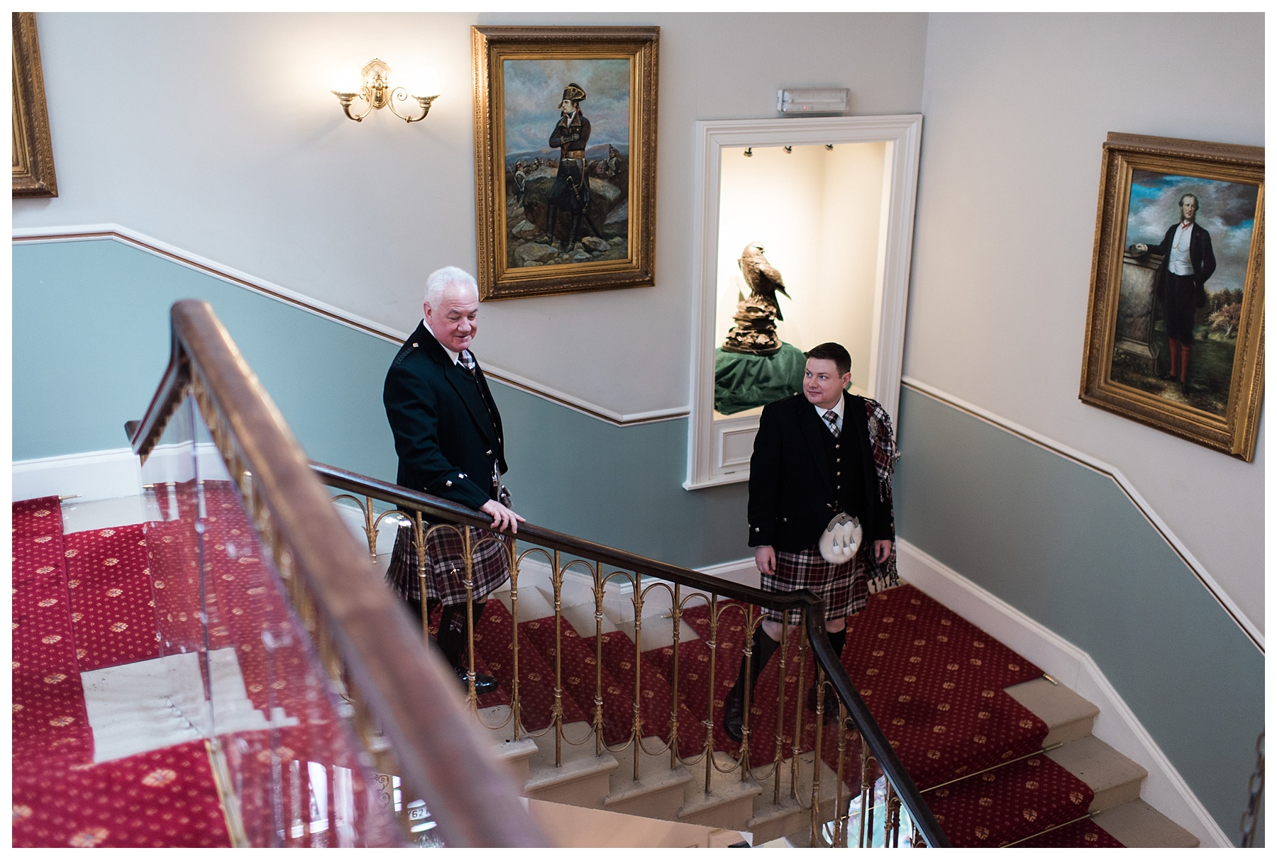 Melville Castle Wedding Photographer Edinburgh