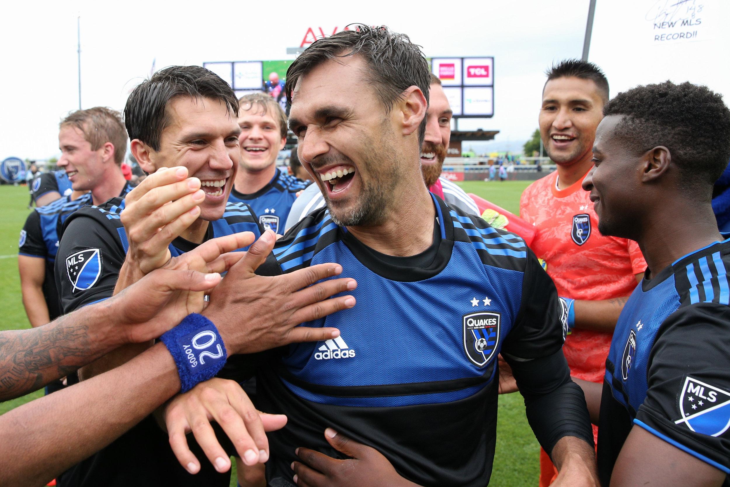 Chris Wondolowski celebrates after the match_CV_051819_7683.JPG