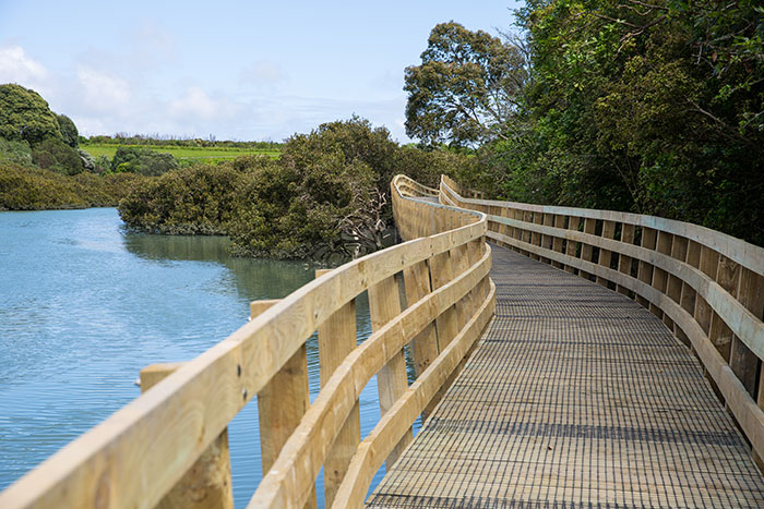 LAND AND COASTAL CONSENT MANAGEMENT AS WELL AS ENVIRONMENT COURT MEDIATION FOR WEONA COASTAL WALKWAY, WESTMERE