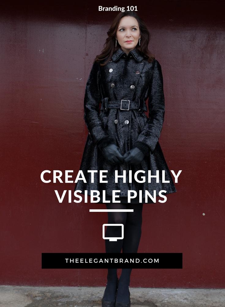 CreateHighlyvisiblepins