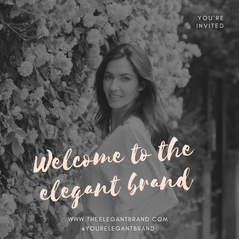 Welcome to the elegant brand