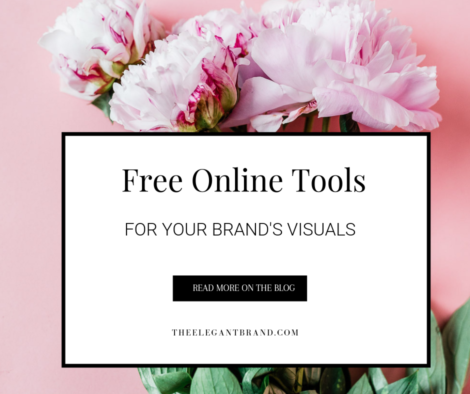 Free Online tools for your brand