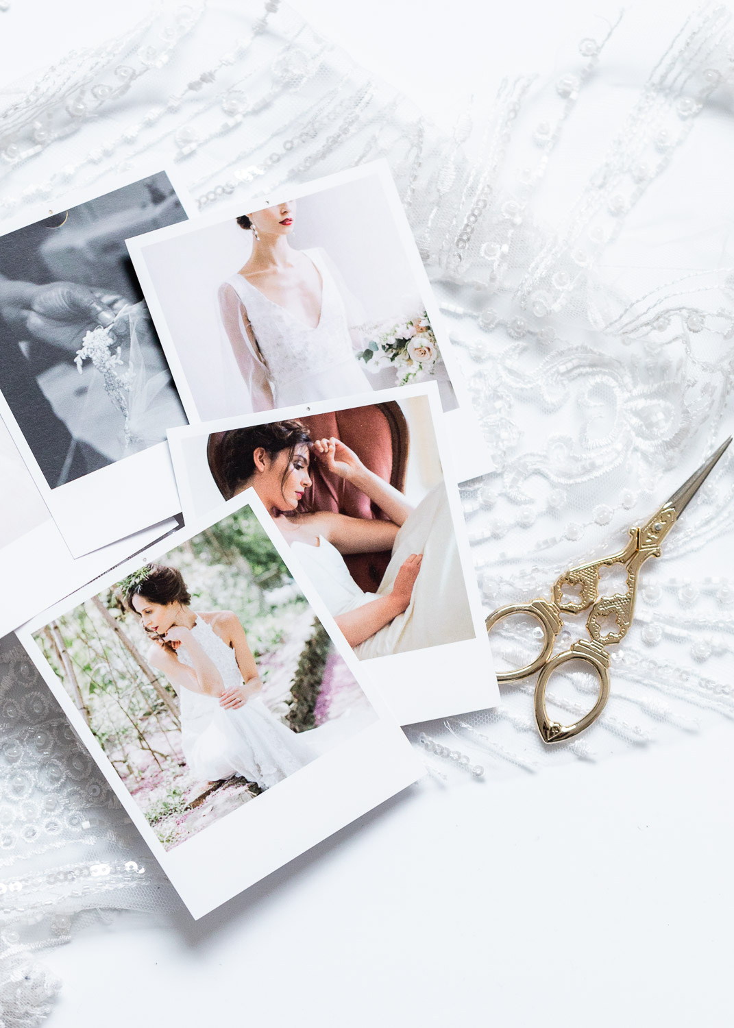 Branding photography for Edmondson Bridal couture