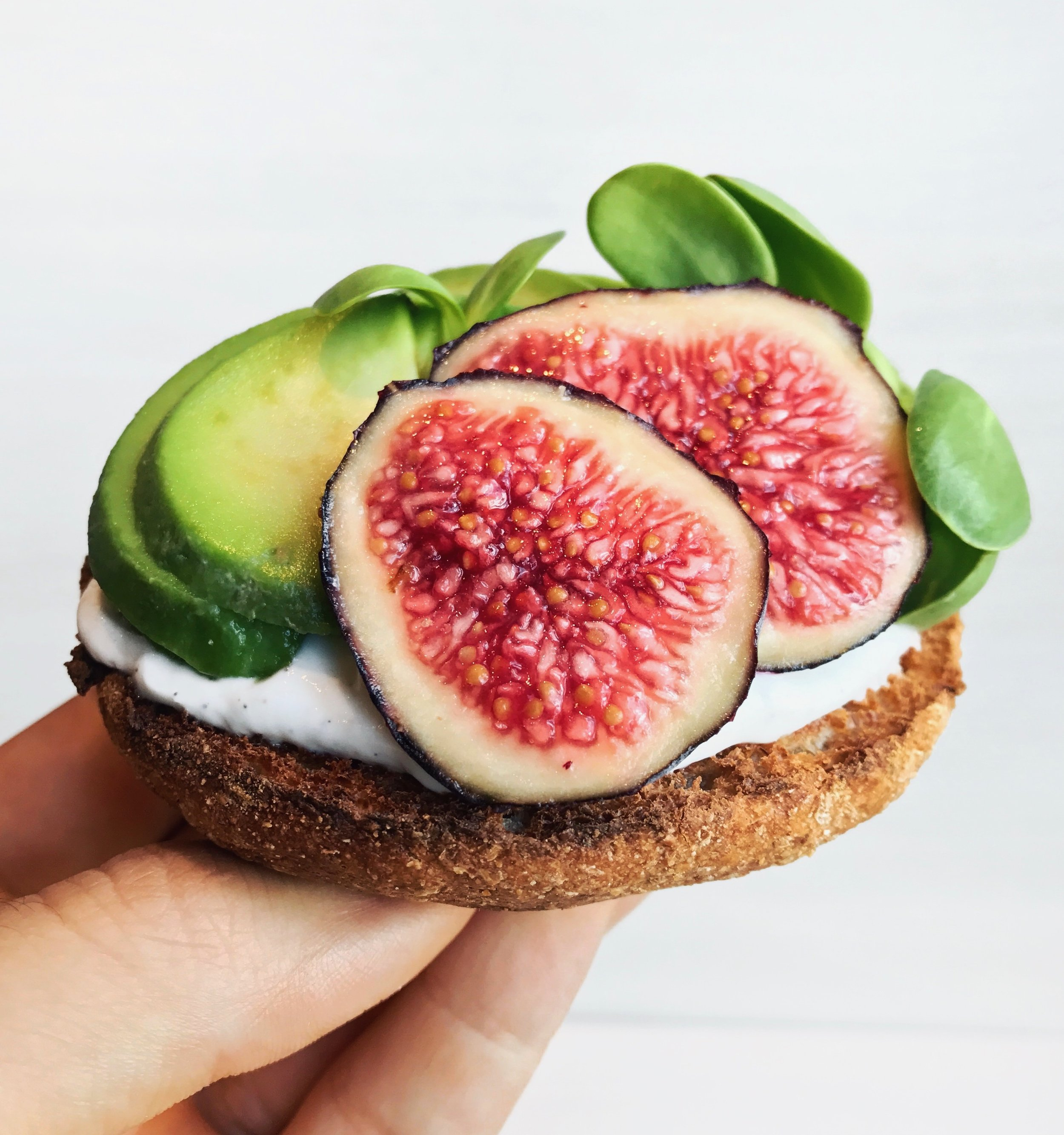 Avocado & Figs