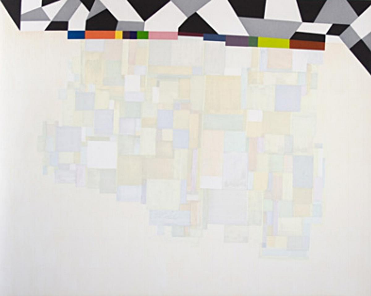 Thomas Nozkowski, UNTITLED #1, 2012, series of six aquatints and woodcuts, various sizes ed: 25