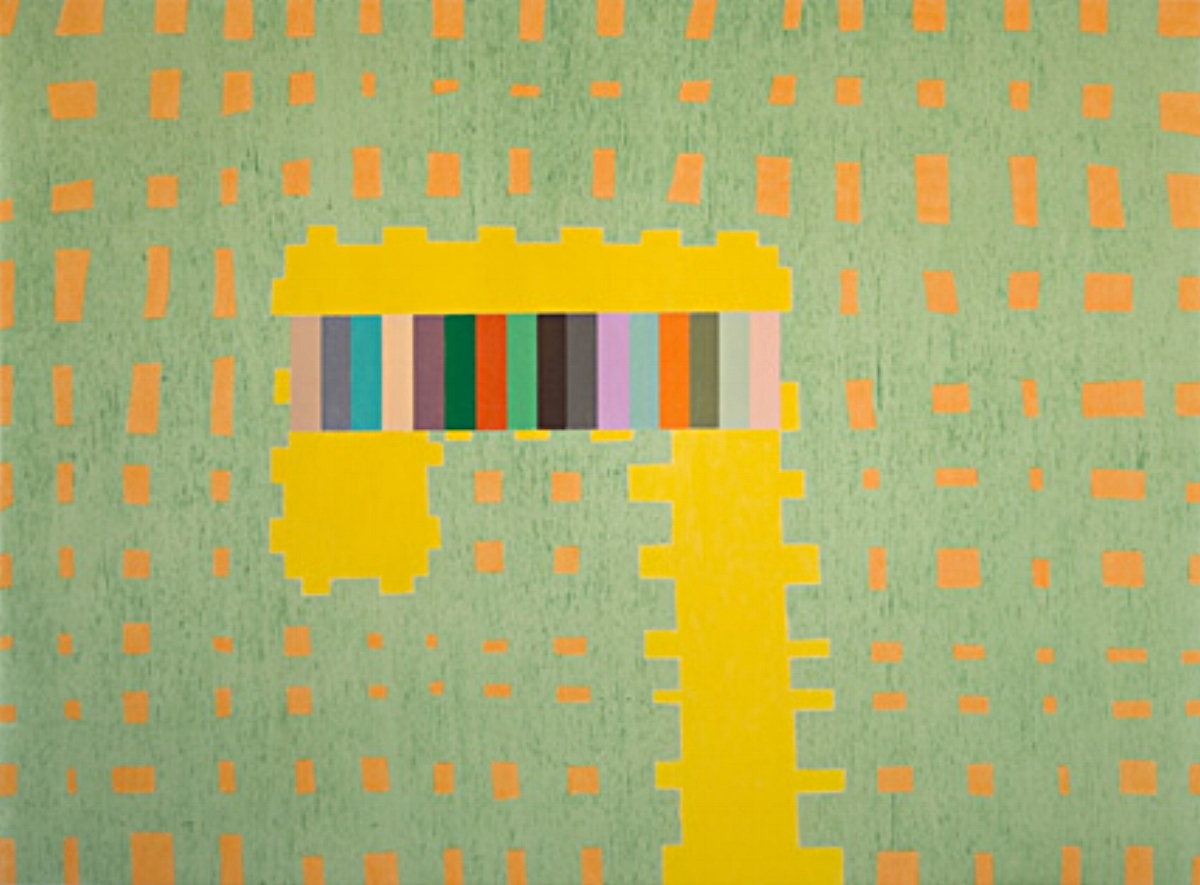 Thomas Nozkowski, UNTITLED #3, 2012, series of six aquatints and woodcuts, various sizes ed: 25