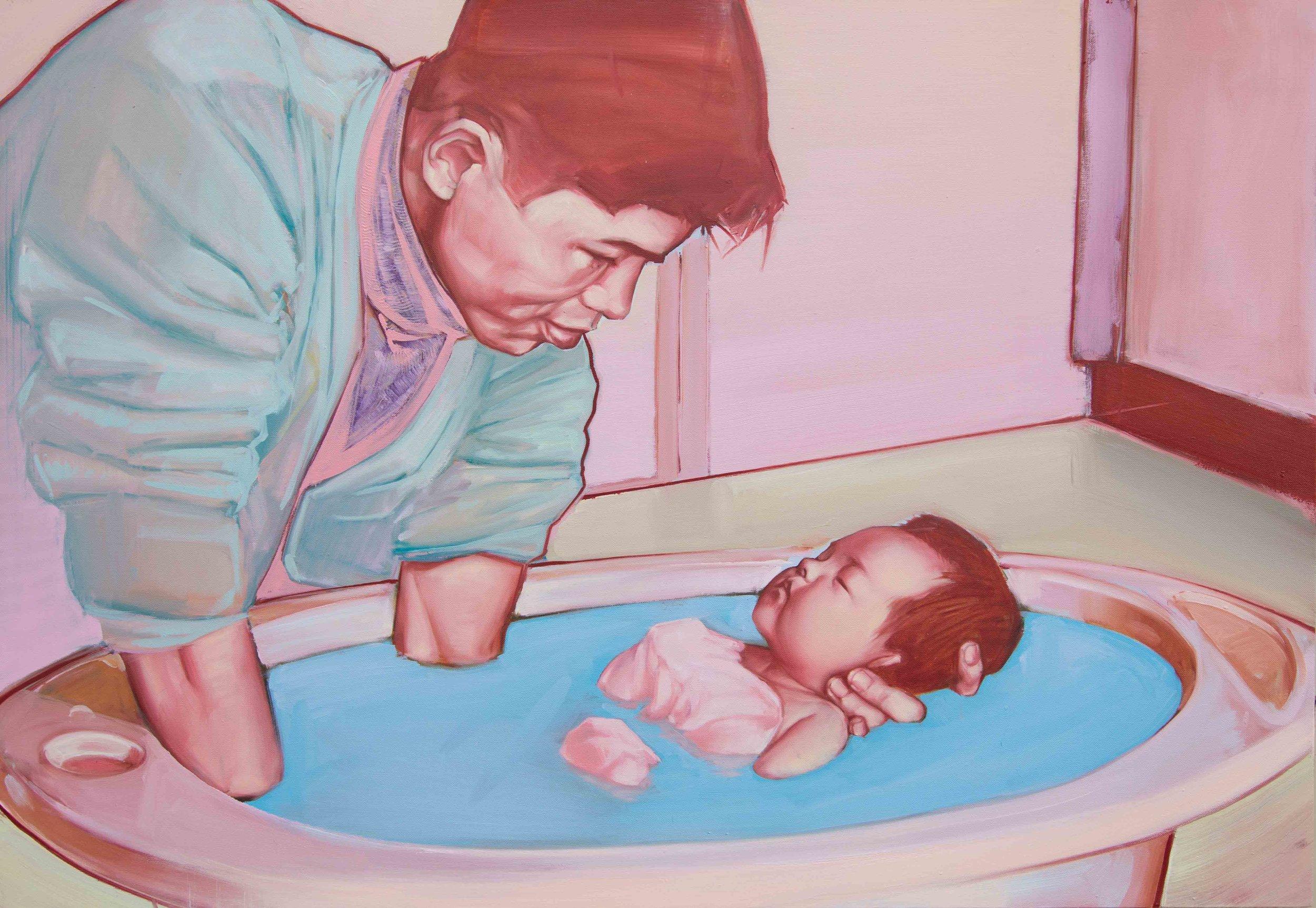 IThe bath,100x70c,.jpg