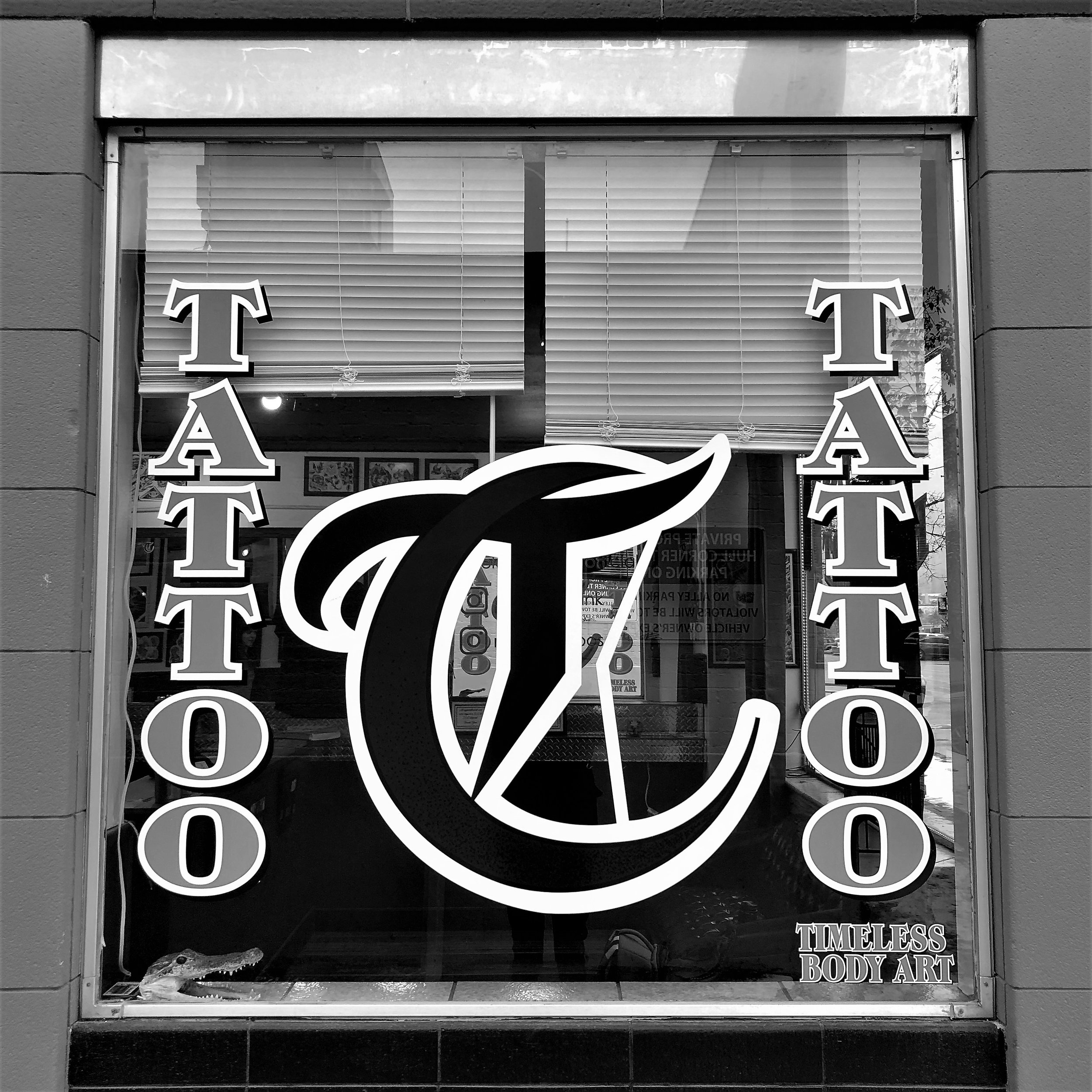 Timeless Body Art Downtown Colorado Springs Tattoo Shop