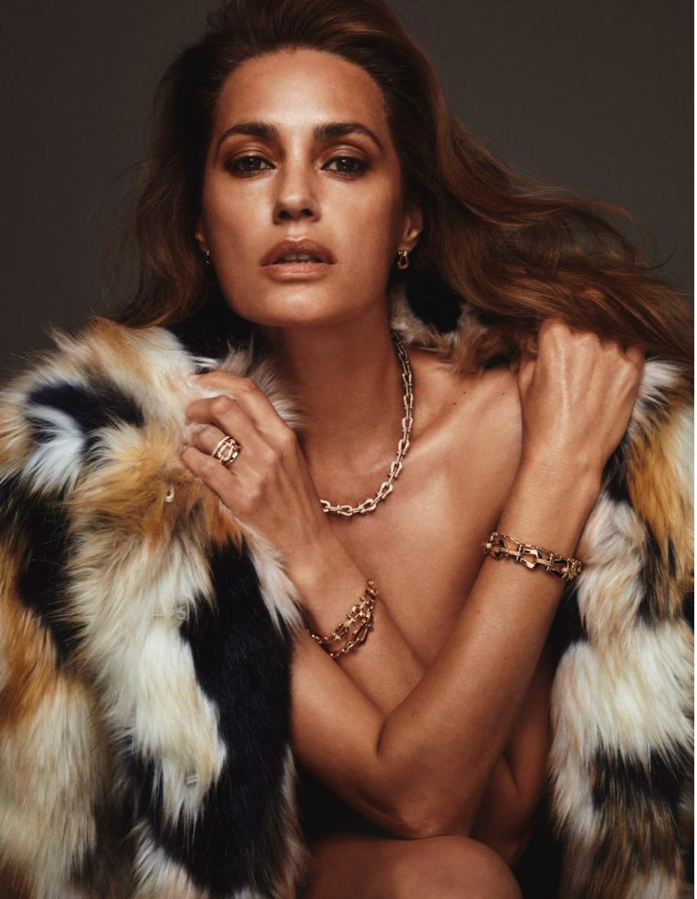 Yasmin Le Bon for Vogue Paris.