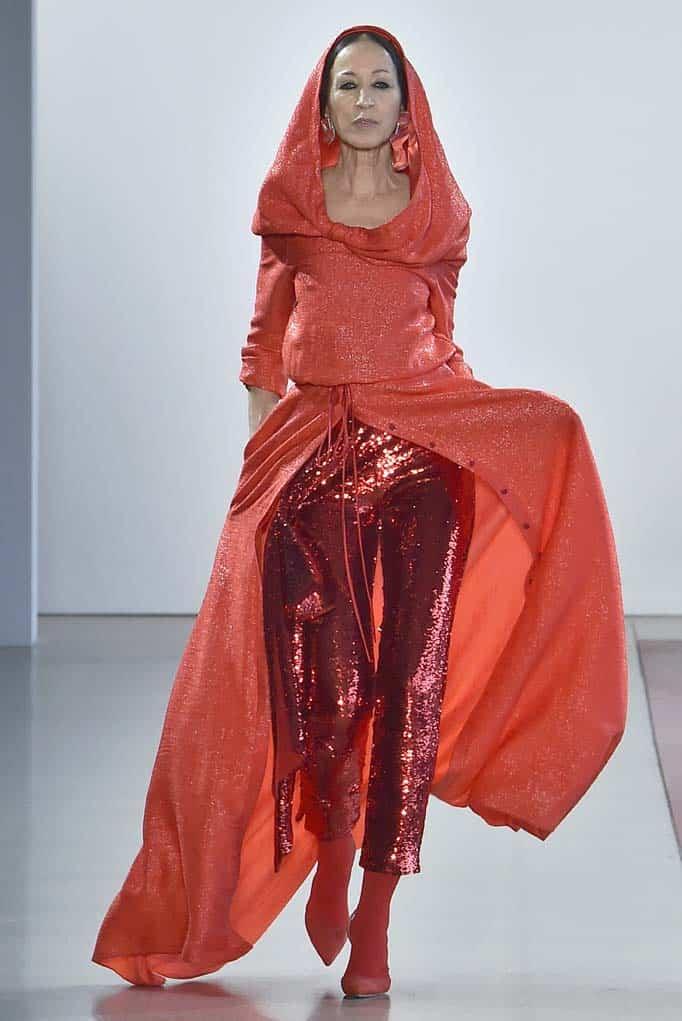 Hellessy. New York Fashion Week, 2019.