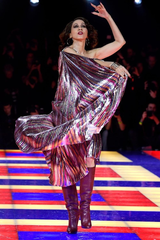Tommy x Zendaya. Paris Fashion Week. 2019
