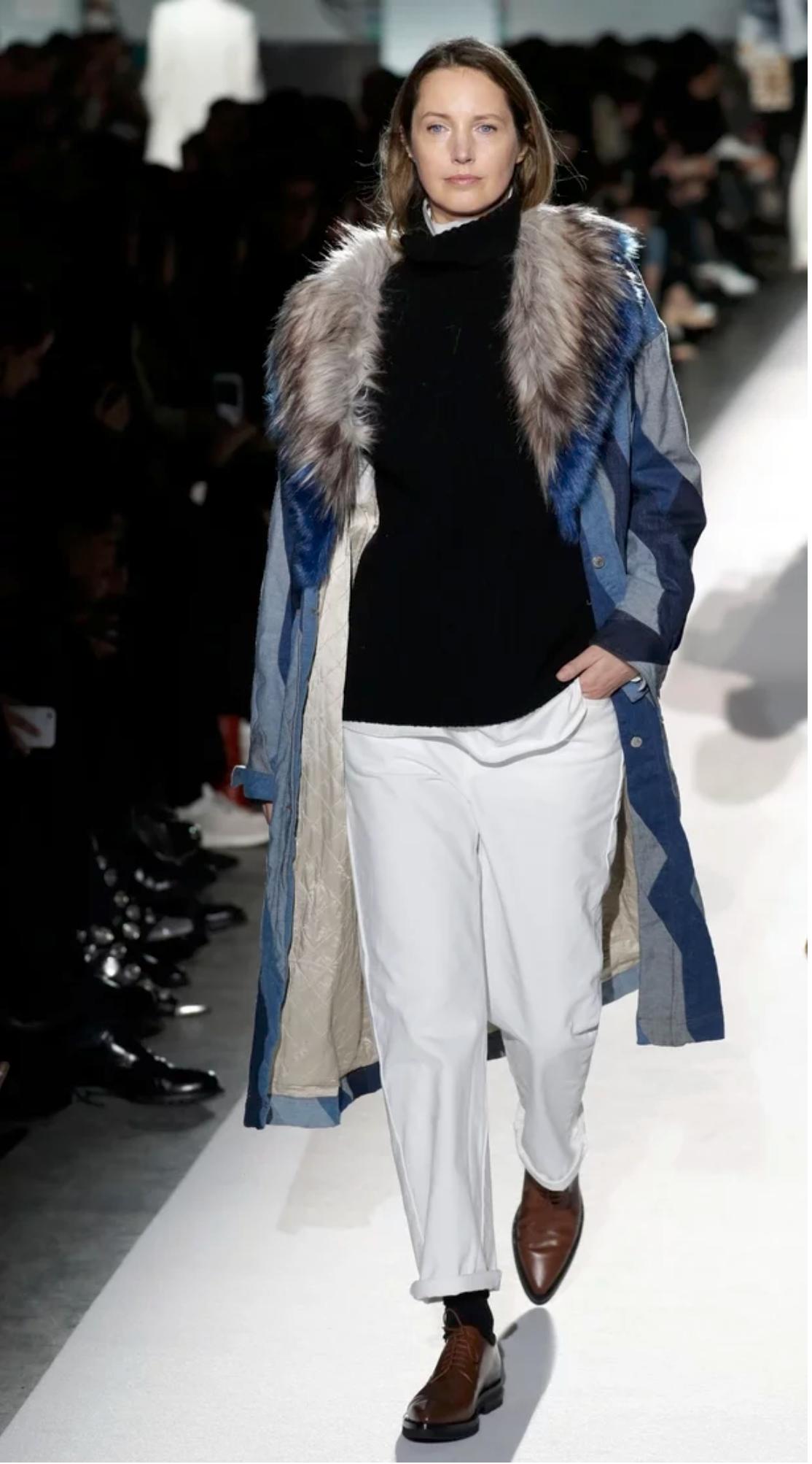 Dries Van Noten. Paris Fashion Week, 2017