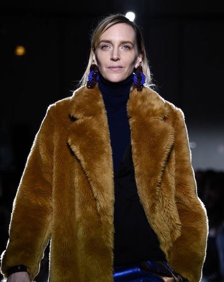 Dries Van Noten. Paris Fashion Week, 2017.