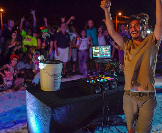 @dj_moses_kw was ON POINT at the In Bloom Experience, and lucky for all of us, he'll be back for the June 15th VOGUE party!  Whoop whoop 🙌 • #keywest #keywestdj #floridakeys #traktordj #fullmoon #fullmoonx #fullmoonexperience #fullmoonparty #beachparty #islandlife #kwmooncrew #mooncrew #celebrationofus #onelove #onehumanfamily #communityovercompetition #danceparty #higgsbeach