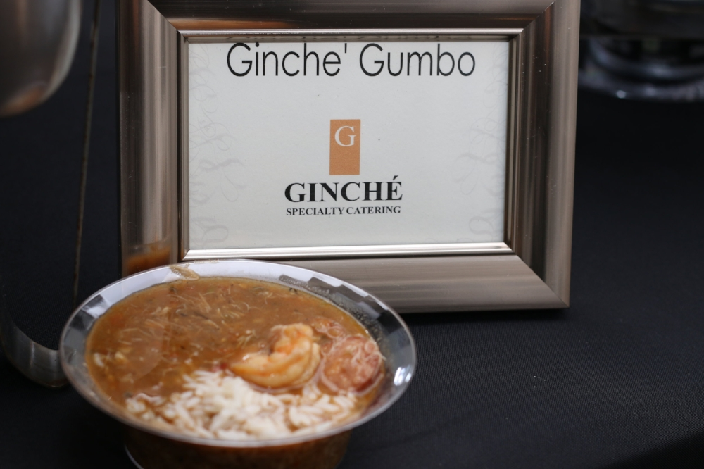 File' Gumbo with Shrimp and Sausage