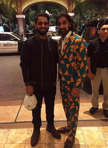 Veeraj - Bespoke two-piece suit