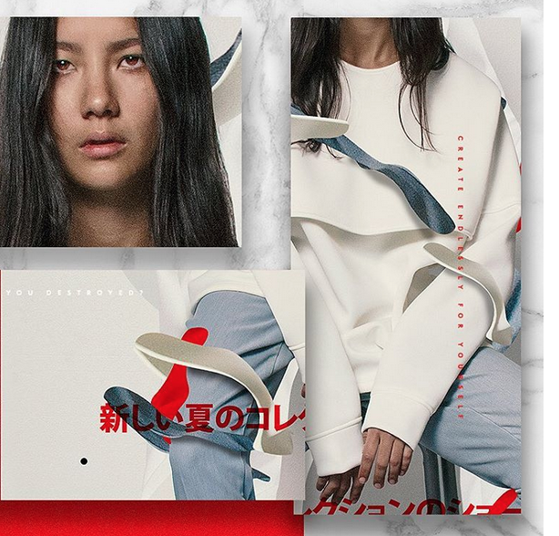 YWW - SweaterStart - up: Brand sample