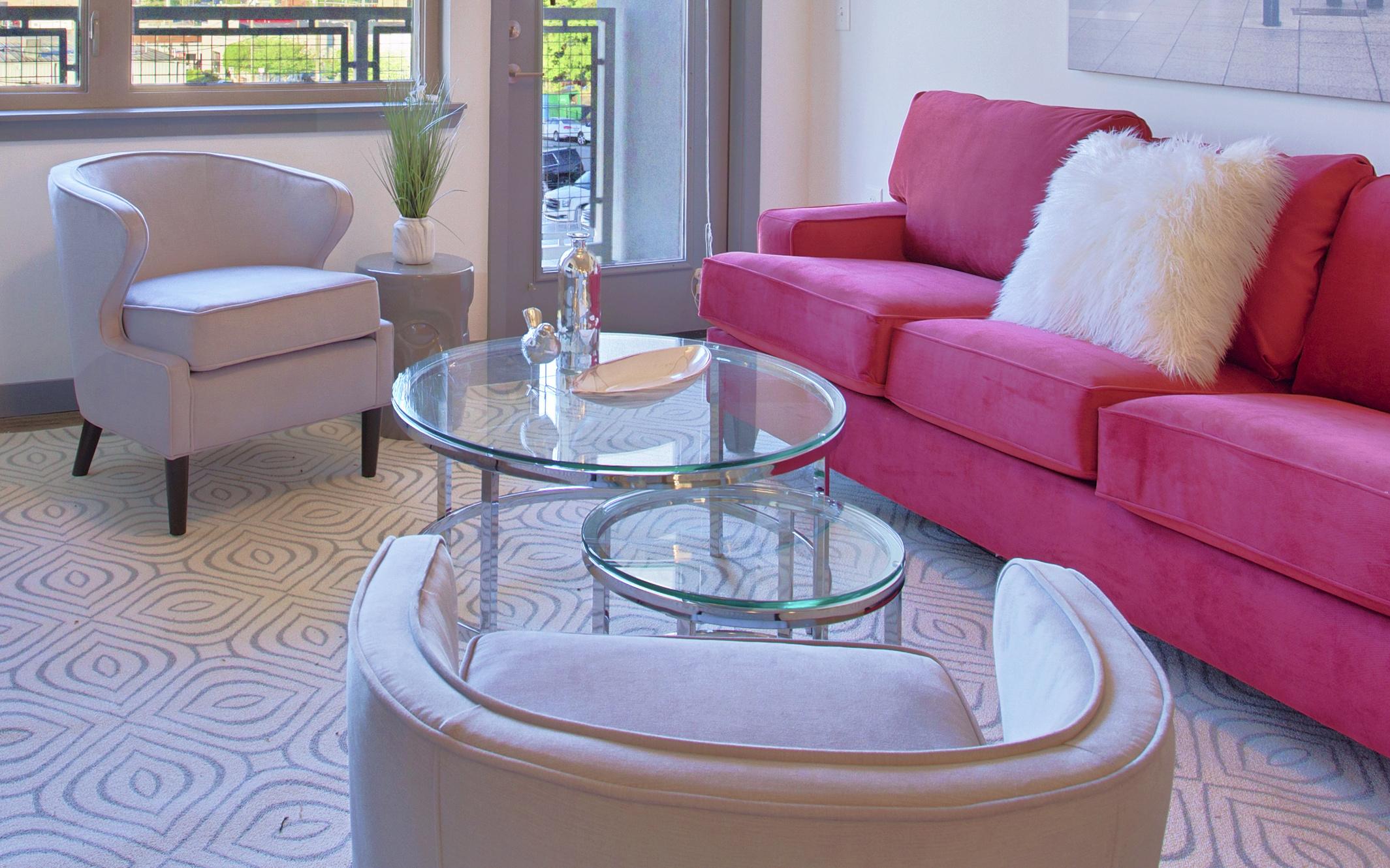 red-sofa-silver-chair.JPG