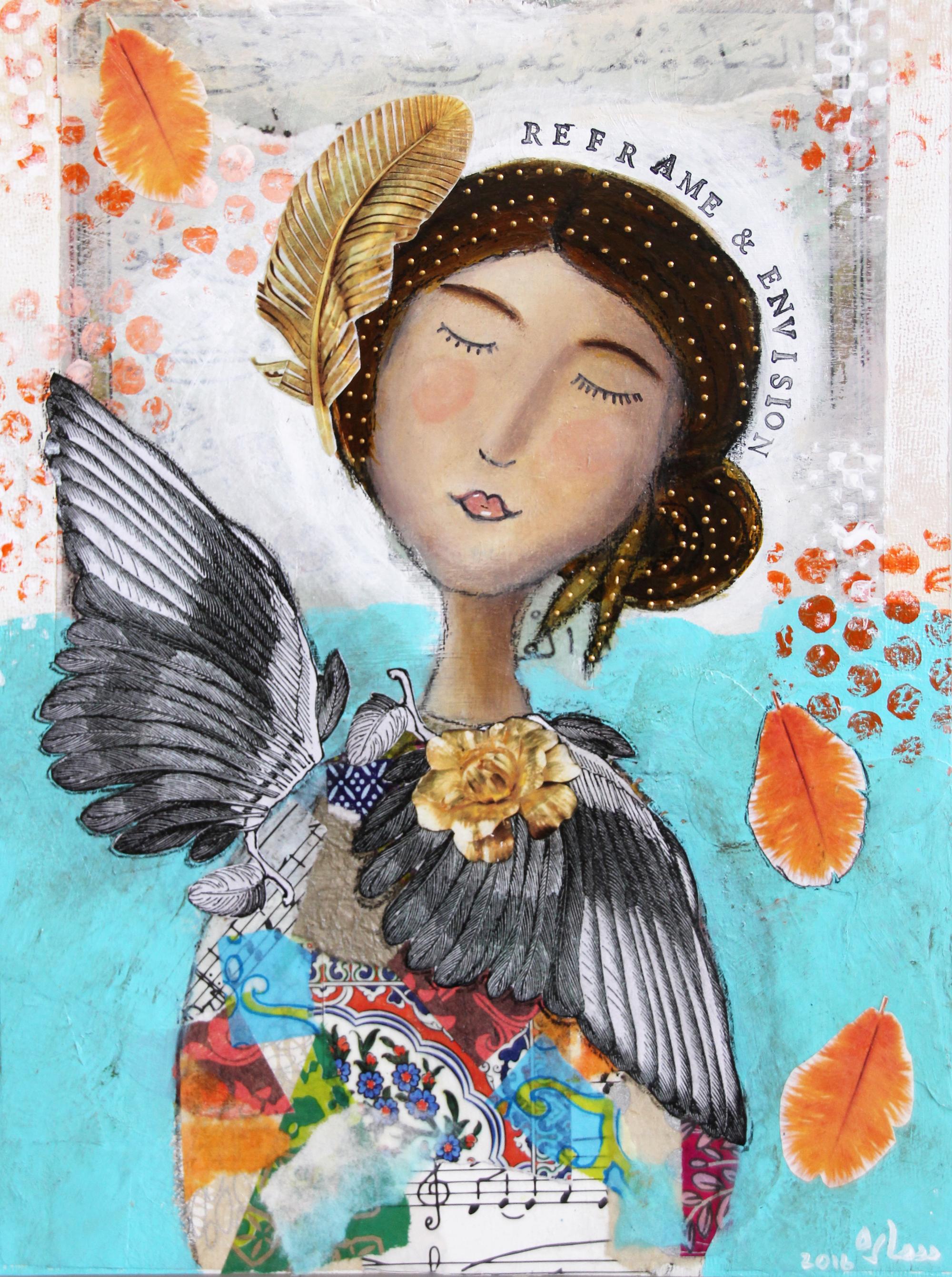 Angel of Reframing