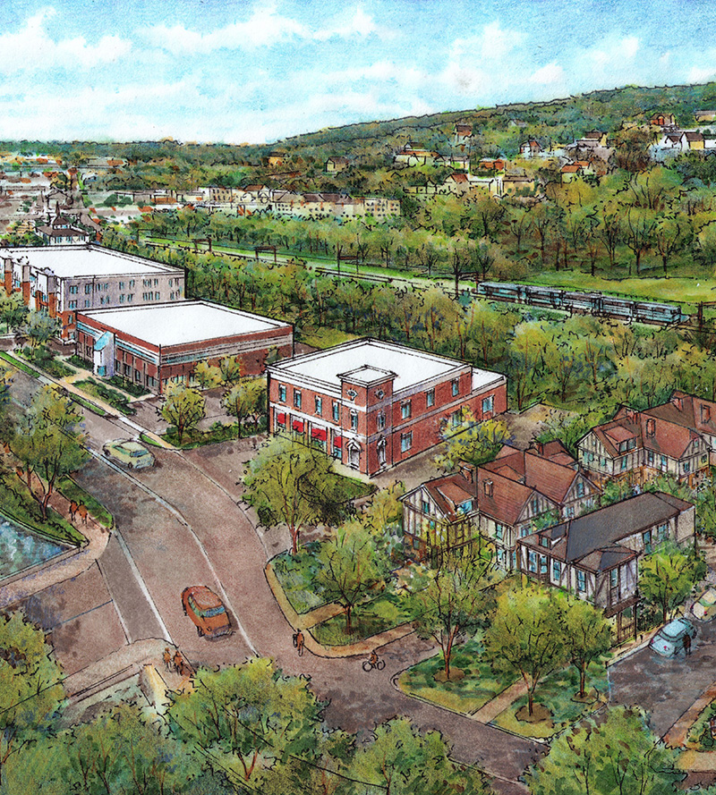 PLANNING & INFILL PROJECTS - Investments starting at$1 MillionWe partner with developers interested in thoughtful contextual design solutions. A licensed planner on staff can assess properties for development purposes, and our team has experience with small urban infill projects as well as larger planned communities.