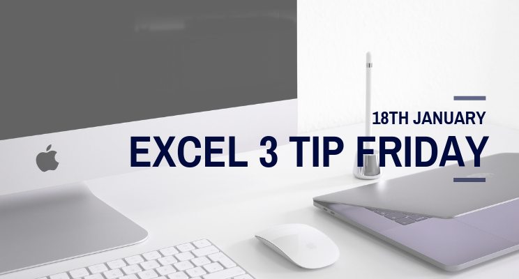 DataMinded Excel tips and Tricks