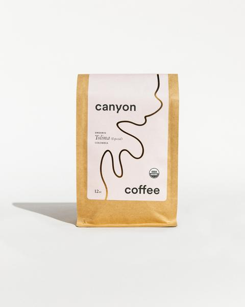 Canyon Coffee - Canyon Coffee is a local coffee company founded by Ally Walsh and Casey Wojtalewicz. Their organic coffee beans are roasted in California. They believe in the ritual of coffee bringing us together and adding warmth into our daily practices. Canyon Coffee can be found at local shops around LA.