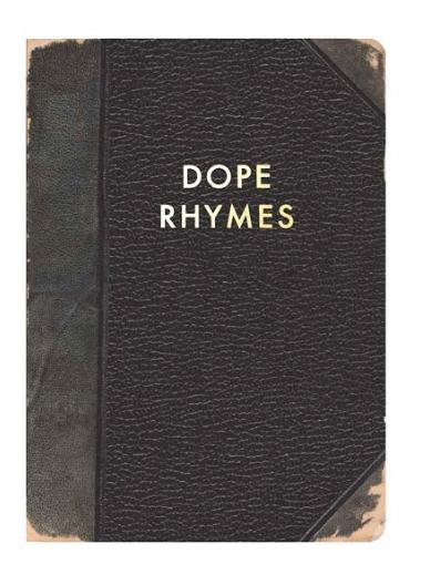 Burro Goods Dope Rhymes Journal