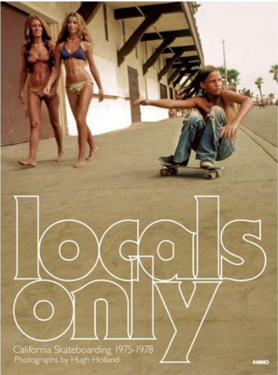 Burro Goods Locals Only Book