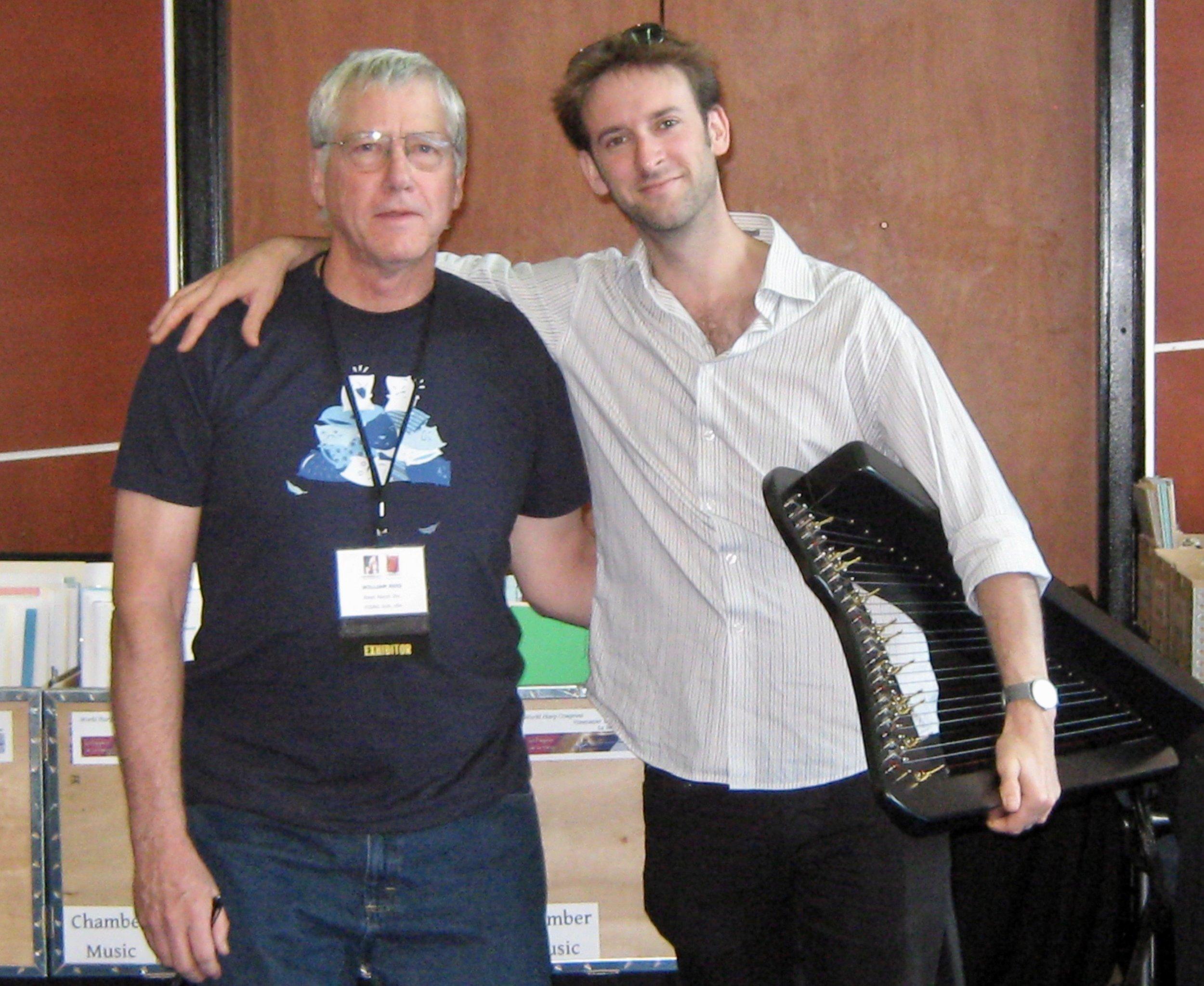 William Rees & Sylvain Blassel