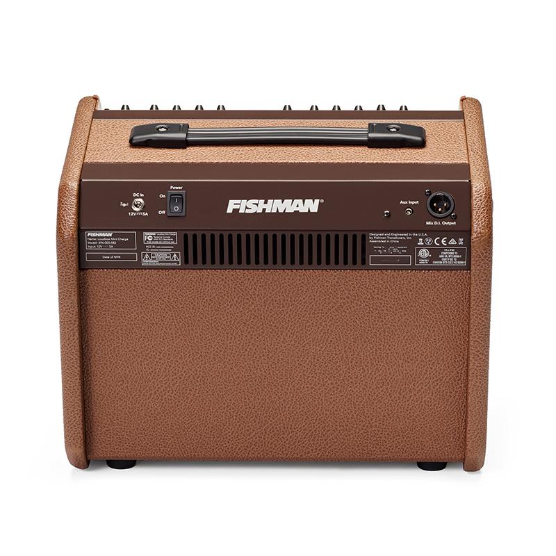 Fishman Loudbox Mini Charge back view