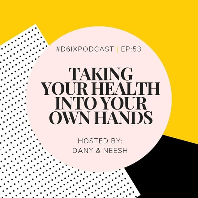 """Happy #D6IXPodcast day! 💃🏽 . Listen as we chat about: . 1) Boundaries 102: Neesh goes deeper into the Boundaries book she's reading and provides specific examples of how you can have boundary issues in your work life, family life, and more. . 2) Taking your health into your own hands: Dany talks about how one visit to a Naturopath has proven how impactful a more naturopathic approach to medicine can be. Plus, she'll share some tips on how you can take your health into your own hands! . 3) Inspiration: Dany shares her main takeaway from @MichelleObama's """"I Am Becoming"""" tour last weekend on the importance of acknowledging failure as part of your journey, and then growing from it. . Check it out now! Link in bio. #torontopodcast #toronto #d6ix"""