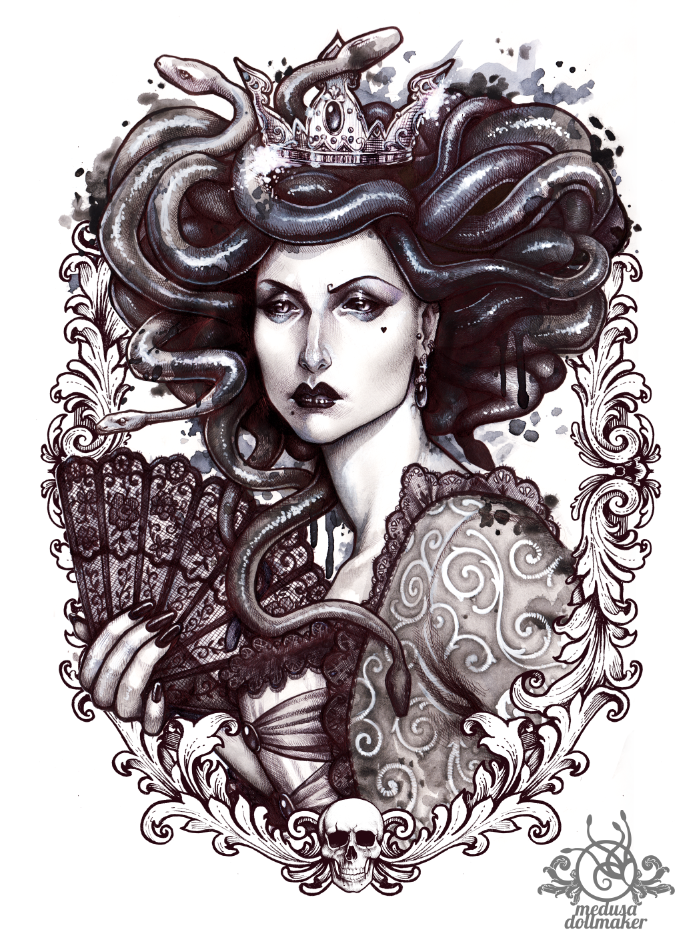 Medusa Imperatrix Mundi by Medusa Dollmaker.png